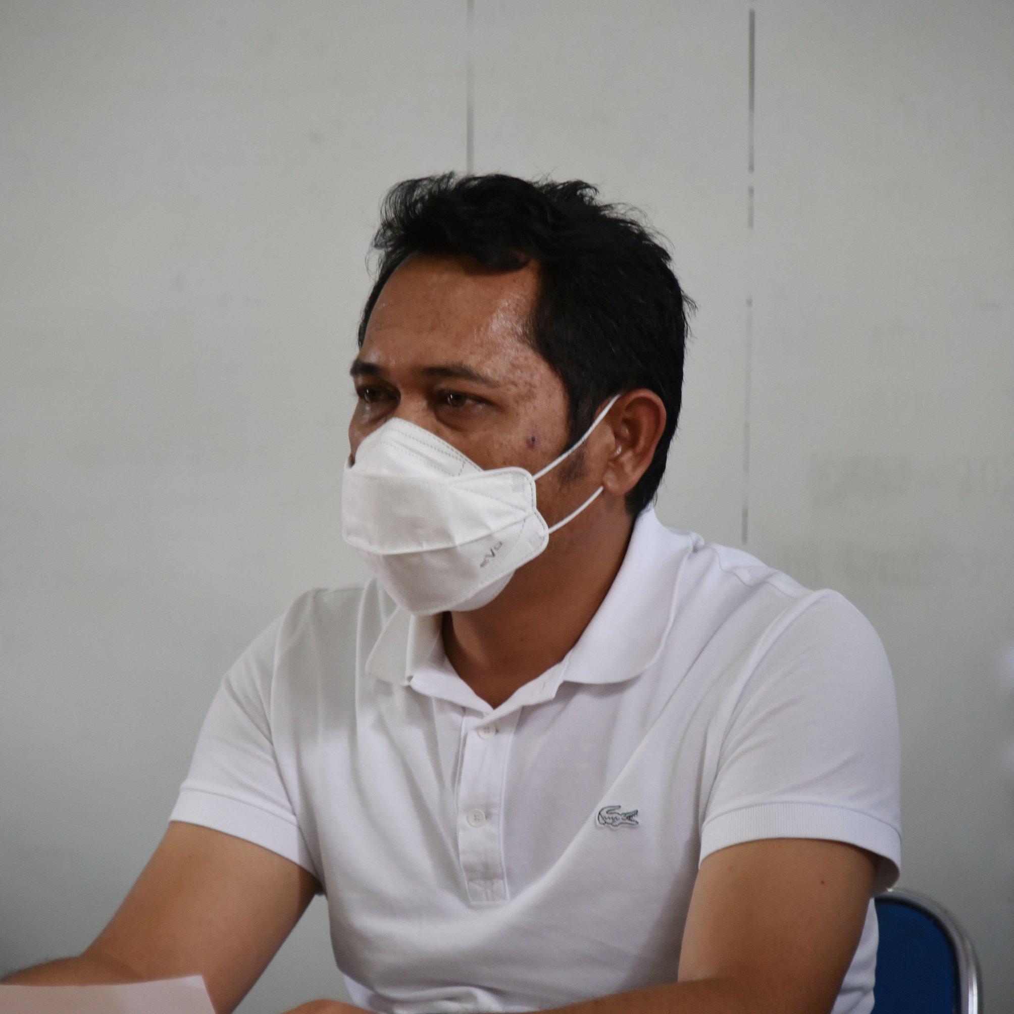 Pemkab Humbahas Terima APD dari Anggota DPR RI Bekerjasama dengan Satgas COVID-19 BUMN