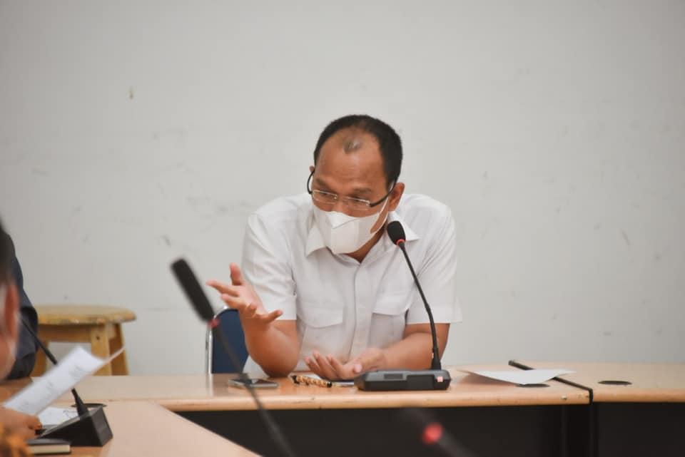 Bupati Bersama Forkopimda Humbahas Tinjut Arahan Presiden Terkait Penanggulangan Covid-19