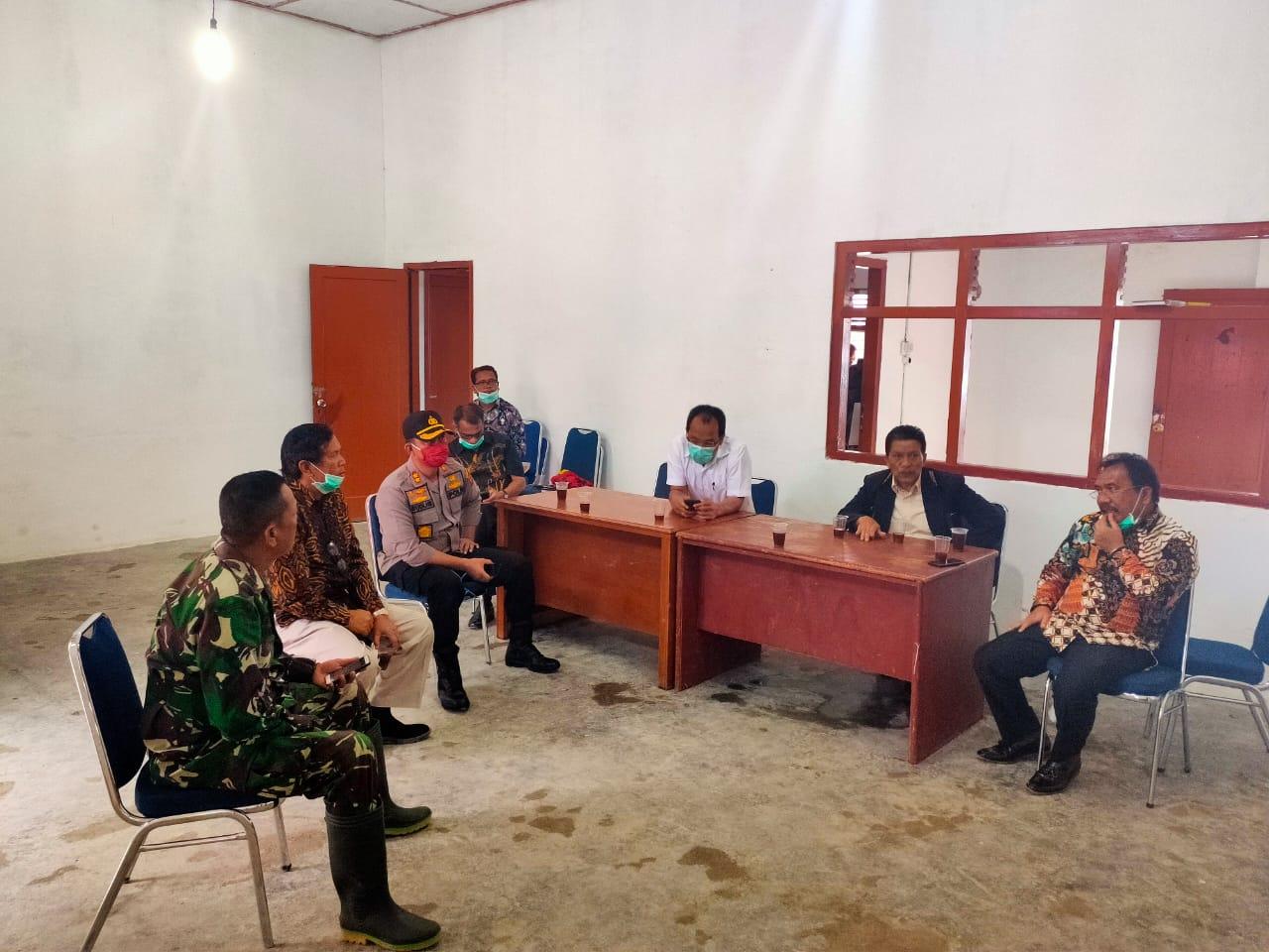 Pengumuman Pelaksanaan Lock Down Terbatas di Kabupaten Humbang Hasundutan