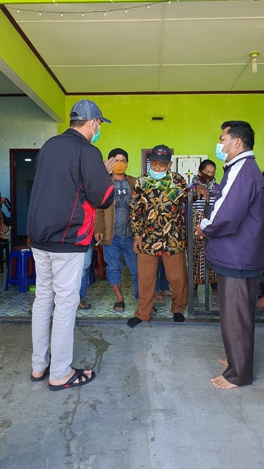 Pasien Meninggal Terkonfirmasi Covid-19 a.n. Martina Rismawati Manik (MRM)