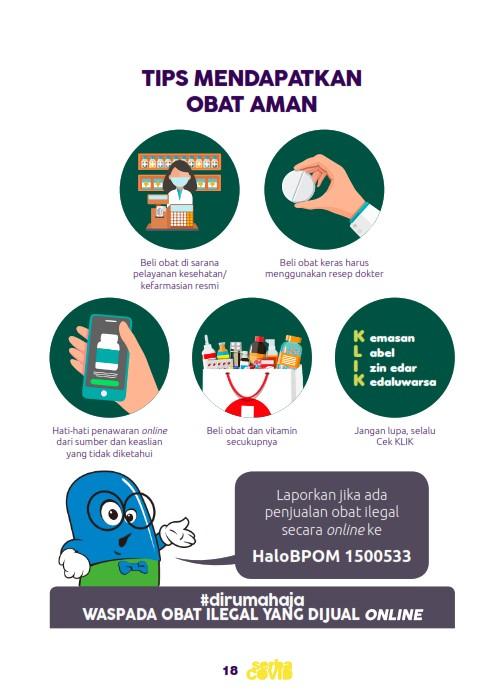 Tips Mendapatkan Obat dengan Aman