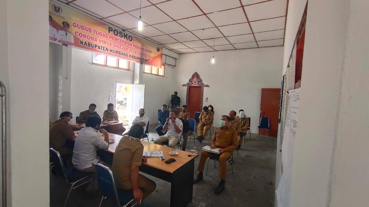 KPU Koordinasi ke Gugus Tugas Terkait Pelaksanaan Proses dalam Rangka Pilkada Serentak Tahun 2020